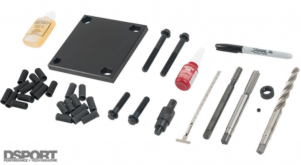Time-Sert head stud insert kit