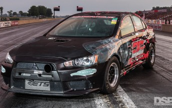 World Record EVO X