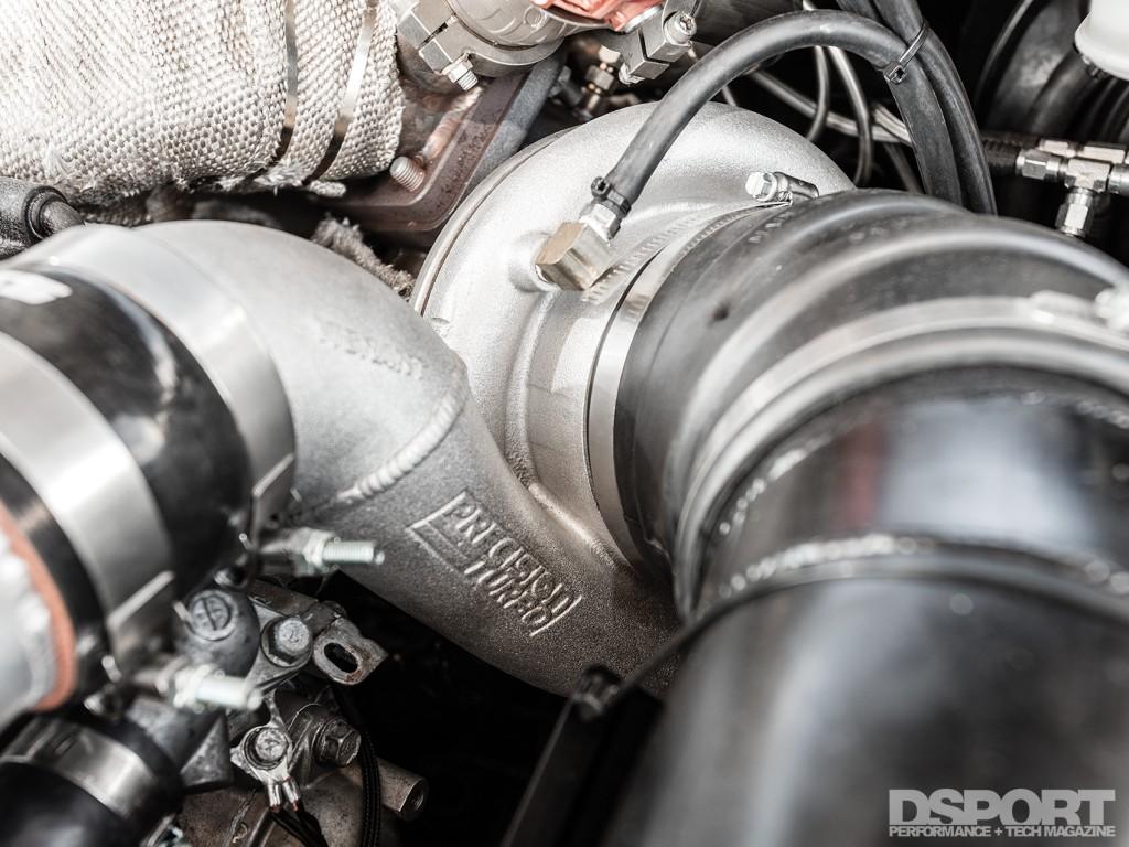 Presicion Turbo for the ETS EVO X