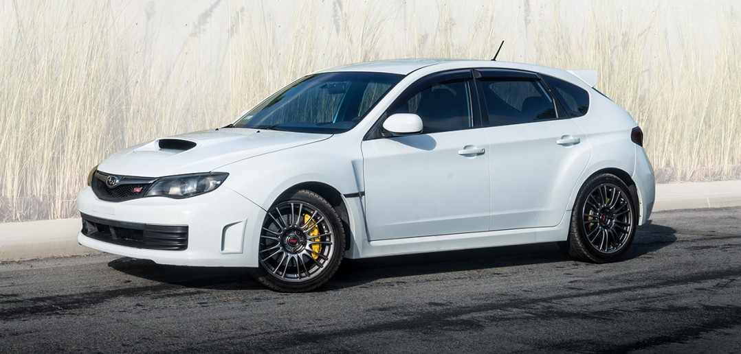 E85 Flex Fuel Tuning for Subaru STi