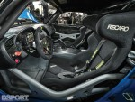 Evasive Motorsports Honda S2000 interior