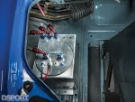 Evasive Motorsports Honda S2000 SARD fuel surge tank