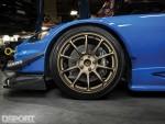 Evasive Motorsports Honda S2000 Volk racing wheels