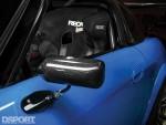 Evasive Motorsports Honda S2000 Craftsquare mirrors