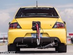 Paul Wlosinski's EVO VIII back