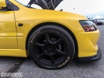 Paul Wlosinski's EVO VIII wheel and tire combo