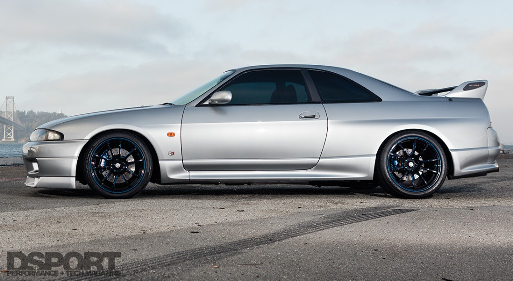 Side of the R33