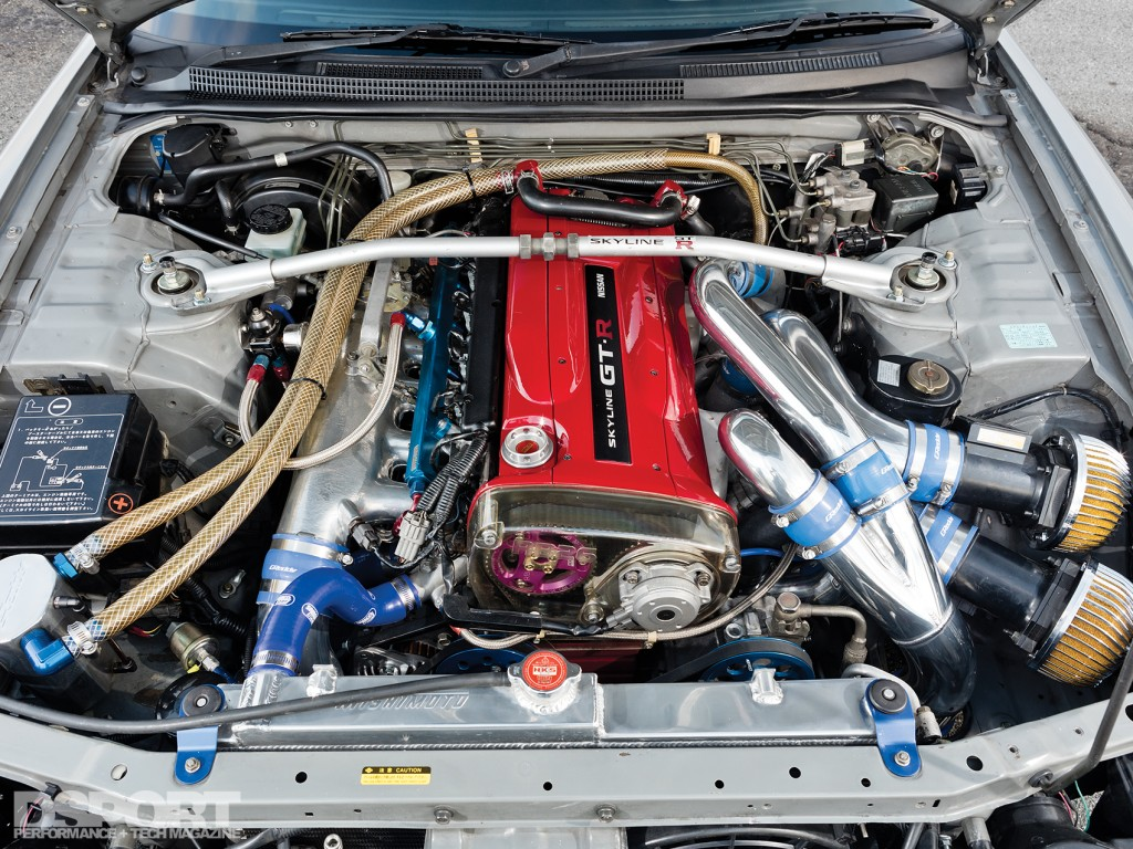 RB26 in the R33