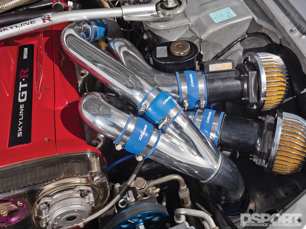 RB26 manifolds