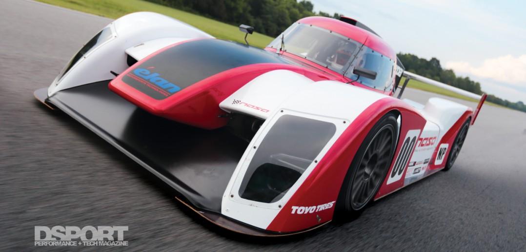 NP01 Racecar
