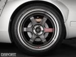 Volk Racing Wheels on the FuguZ S30