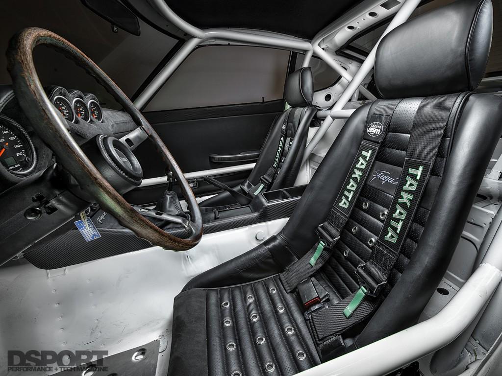 Interior of the FuguZ S30