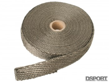 Exhaust wrap for FA20
