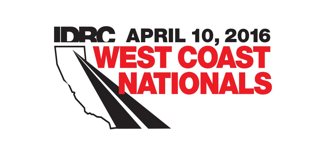 IDRC West Coast Nationals 2016