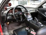 Supercharged NSX Interior