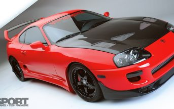 Daily driven built Toyota Supra