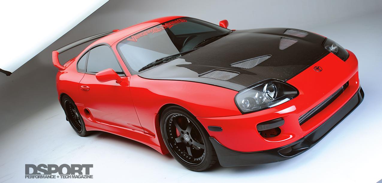 Daily driven built Toyota Supra