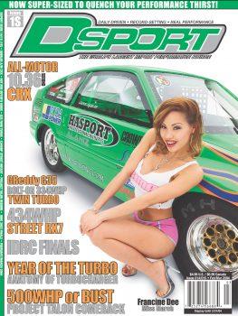 DSPORT Issue #14/15