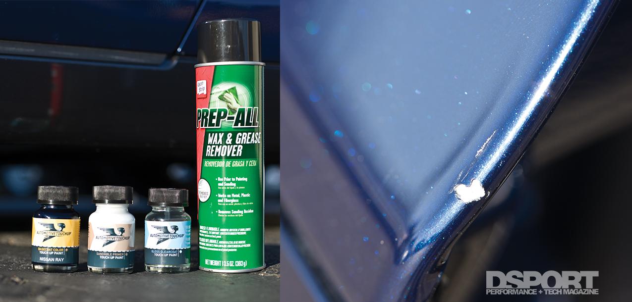 How to: DIY Paint Chip Repair