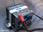 Battery in the S.P.E.C Clutches Nissan S14