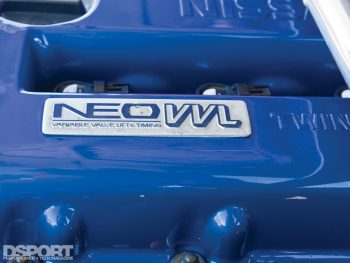VVL Cams for the SR20 in the S.P.E.C Clutches Nissan S14