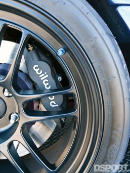 Wilwood brakes on the S.P.E.C Clutches Nissan S14
