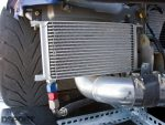 Oil cooler in the S.P.E.C Clutches Nissan S14