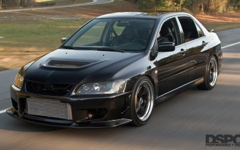Forced Fed EVO IX