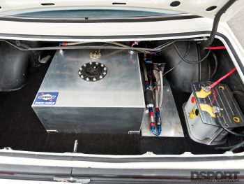 Fuel Tank for the Datsun 510 with a SR20 swap