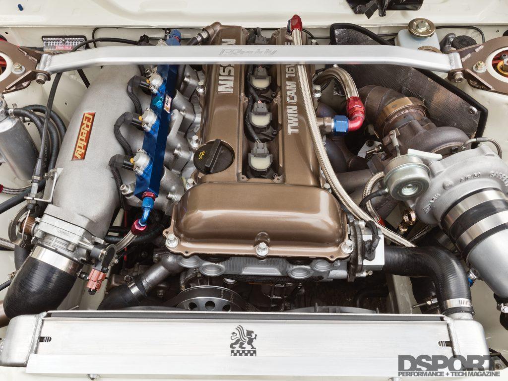 SR20 in the Datsun 510