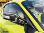 RE Miyoshi Mazda RX7 Mirrors