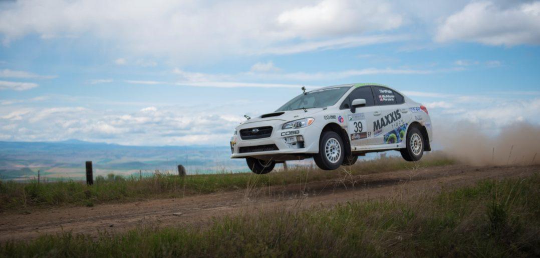 Rally Subaru WRX Oregon Trail - Photo by Randy Montgomery