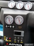 Gauges in Ueno's D1 1JZ Toyota Soarer