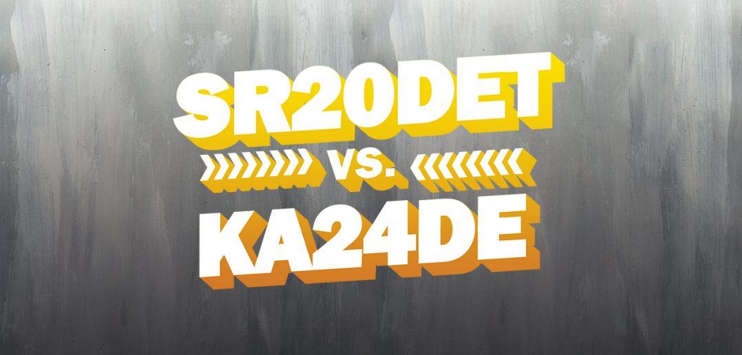 SR20DET vs KA24DE Battle