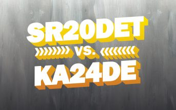 SR20DET vs KA24DE Battle