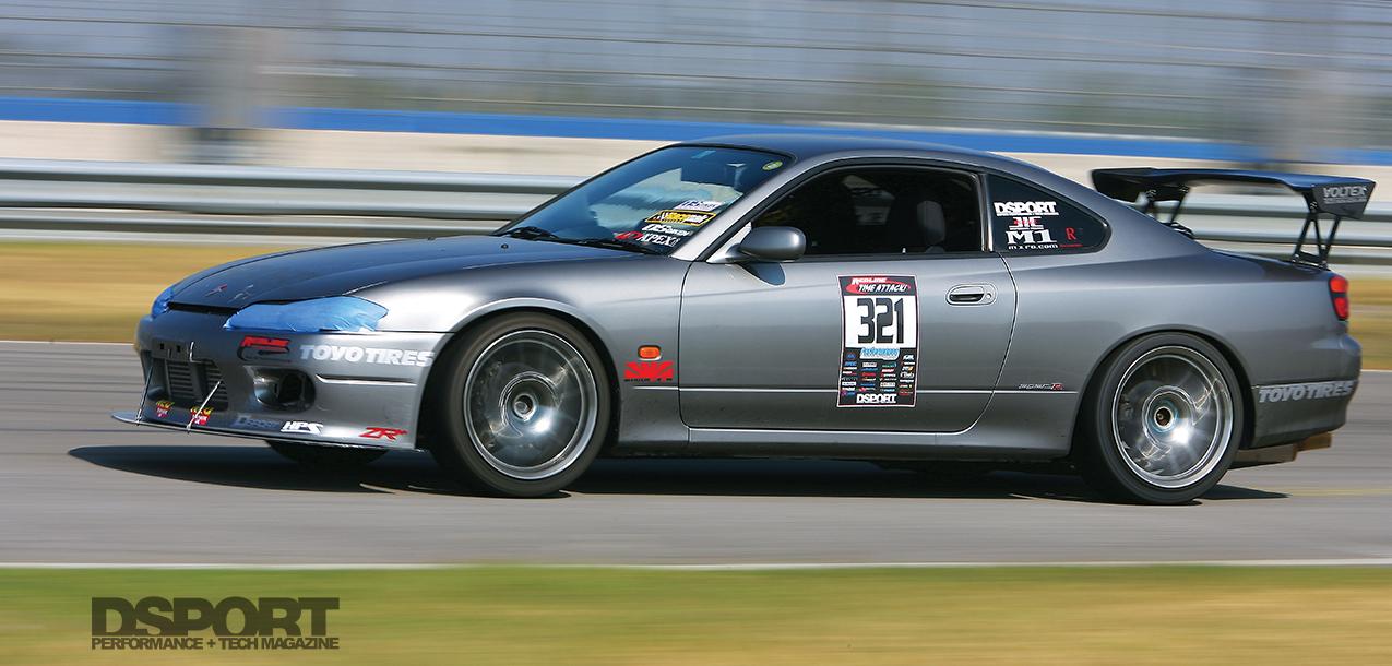 Silvia S15 Preparing for the KA vs SR battle