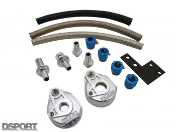 Oil Relocation Kit for the Silvia S15