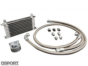 Mishimoto Oil Cooler Kit for the Silvia S15