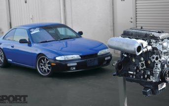 SR20DET vs KA24DE Battle Act 1
