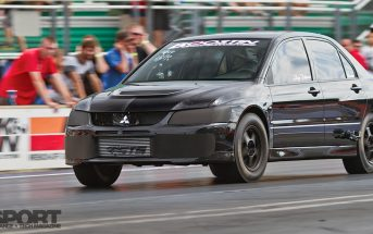 8 second EVO VIII