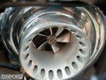 Precision turbo for the 8 second EVO VIII