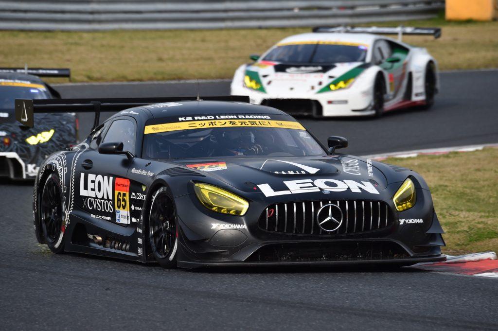 Japan Super GT Mercedes AMG GT3