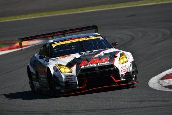 Japan Super GT Nissan GT-R