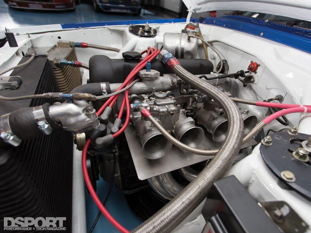 L20B in Paul Newman's Datsun 200SX