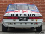 Rear of Paul Newman's Datsun 200SX
