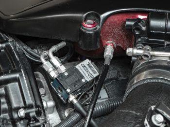 Turbosmart 4 port EBC in the JMS R35 GT-R