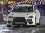 Magnus built EVO X staged to launch