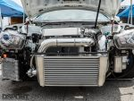 Front end of the Magnus built EVO X