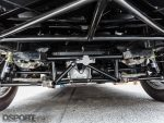 Under view of the Magnus built EVO X