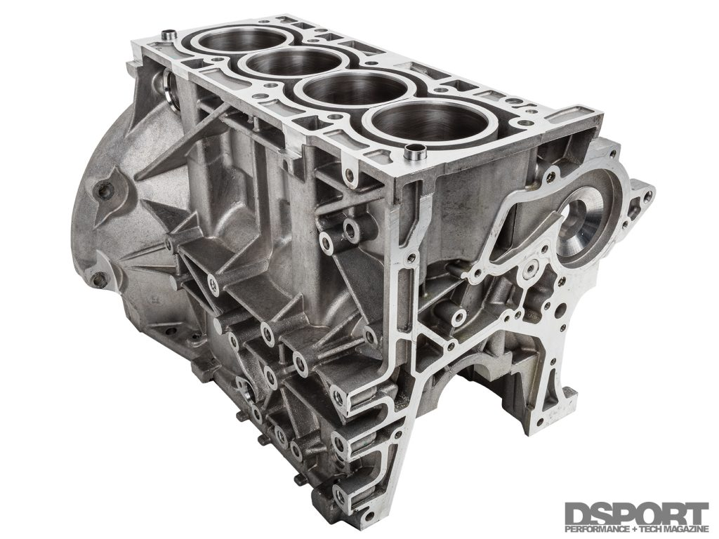 Block of the ECOBOOST 1.6L